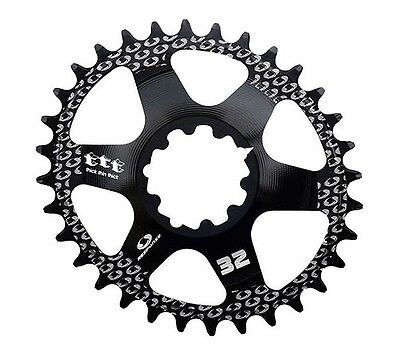 New Response Oval Chainring 32T for GXP