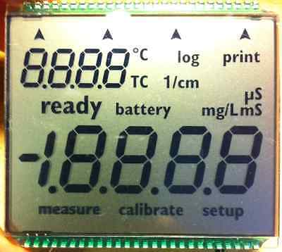 New Dual Lcd Display Indicators Glass Arduino Custom