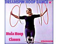 Hula Hoop - Improvers starts 9th November 7.15pm