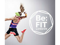 Discounted ticket to Be:Fit London Saturday 29th April!