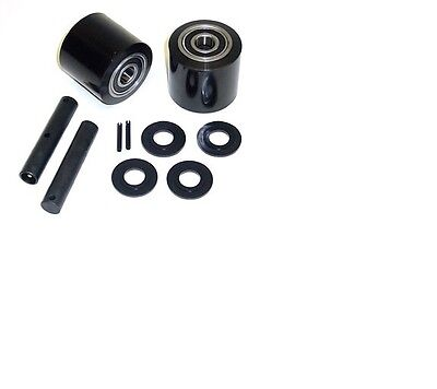 Multiton T50 Pallet Jack Load Wheel Kit