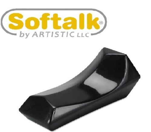 Softalk 301M Mini Softtalk Shoulder Rest Black