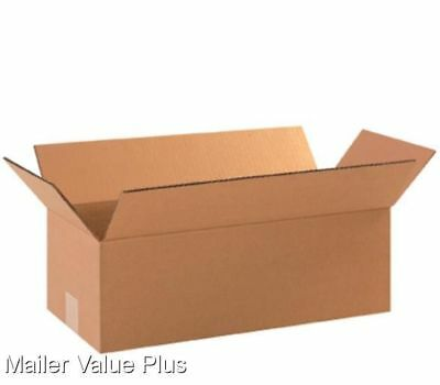 25 - 24 X 10 X 10 Shipping Boxes Packing Moving Storage Cartons Mailing Box