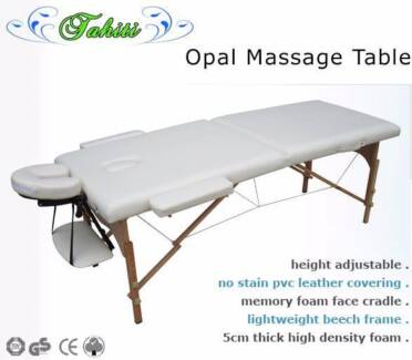 Massage Table Clearance Sale. Huge Range from $99