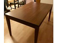 6 seater dining table ( table only )