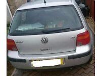 VW Volkswagen GOLF 1.9 TDI 12 months MOT