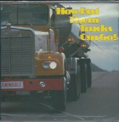 How Fast Them Trucks Can Go by Various Artists (CD, - Hollywood Them