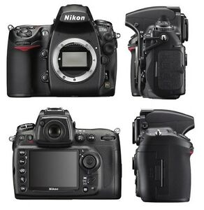 REDUCED! Nikon D700 body - low shutter actuation count
