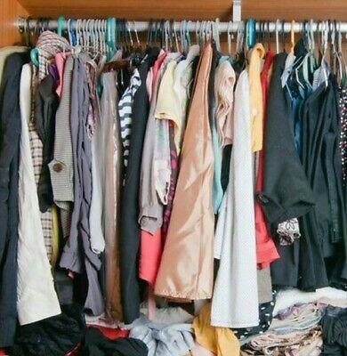 Wholesale Joblot Second Hand Clothes 5kg Bundles High Street Brands Reseller box