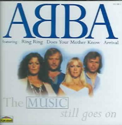 ABBA - THE MUSIC STILL GOES ON NEW CD
