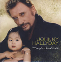 Johnny Hallyday - Lot de 3 CD (singles) - neuf / mint