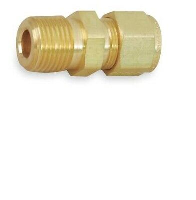 Crown Lift Truck 1.0 Rctf - Connector-brass Male 14 Tube O.d. X 18 064042