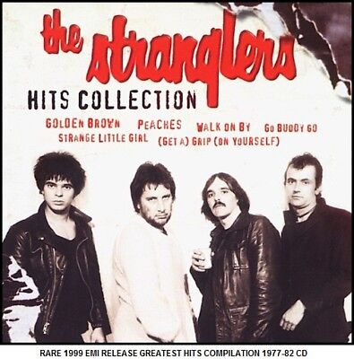 The Stranglers Best Greatest Hits Compilation RARE 70's & 80's Punk New Wave