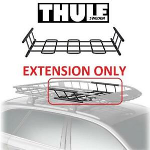 NEW THULE ROOF BASKET EXTENSION 8591XT 209619558 CANYON CARGO ADD ON