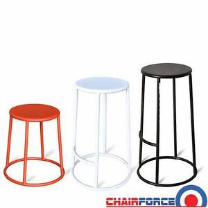 Bongo Bar Stools - 3 sizes, 4 colours -Suits Cafe Restaurant Home Silverwater Auburn Area Preview