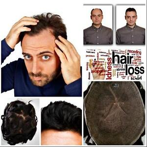 Fusion, Tape ins, Weave Hair Extension Lace Wigs Men Toupee Hairpiece