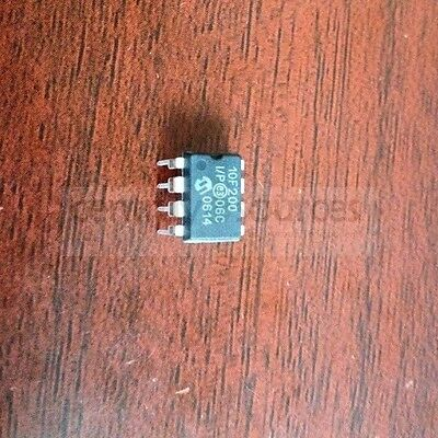 5pcs Pic10f200-ip Dip-8 10f200-ip Microcontrollers