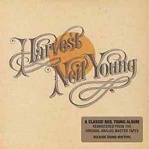 NEIL-YOUNG-Harvest-CD-BRAND-NEW-Remastered