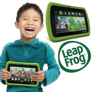 """REFURB LEAPFROG EPIC KIDS TABLET 7"""" ELECTRONICS ANDROID BASED LEARNING EDUCATION 101882518"""