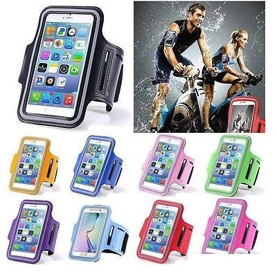 iPhone 7 Samsung Galaxy S7 Sportarmband Jogging Armband Lauf Tasche Fitness Case