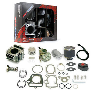 PIT BOSS 88 CC BIG BORE UP & CARB KIT - HONDA CRF50, XR 50 _043-1-01