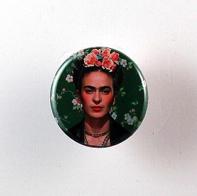 """FRIDA KAHLO 1.25"""" button pin pinback badge Buy 2 Get 1 Free"""