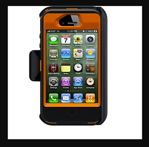Otter Box Defender Rugged Protection For iPhone 4s