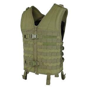 CONDOR-MOLLE-Modular-Tactical-Nylon-Vest-mv-001-OLIVE-DRAB-OD-GREEN