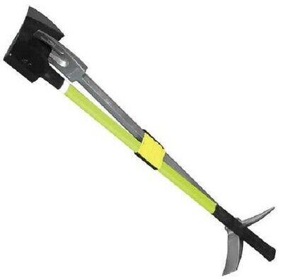 Halligan And Axe Lime Fiberglass Leatherhead Tools K-lb30-1