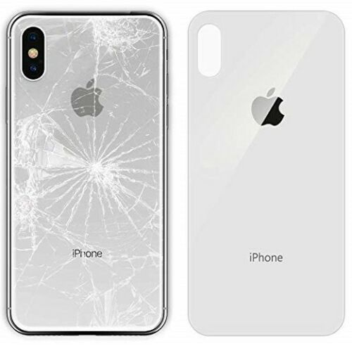 Iphone Back Glass Repair Service Replacement 8 8+ Xr X Xs Xsmax Broken