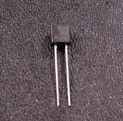 Mbd301 Qty 20 Schottky Diode Uhf 30v Motorola