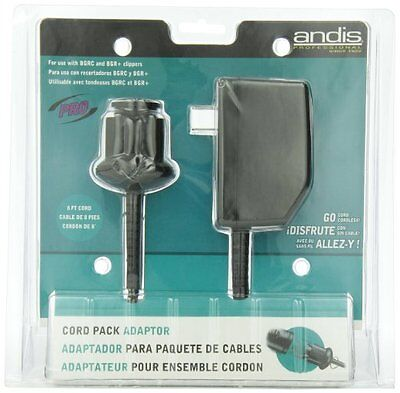 ANDIS BGRC & BGR+ CORD PACK ADAPTER #63070 CLIPPER CORD