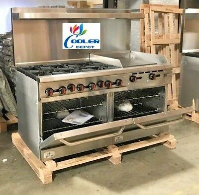 Commercial Kitchen Equipment Stove