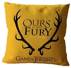 Brand New- Game of Thrones Decorative Pillow Covers Sarnia Sarnia Area image 2