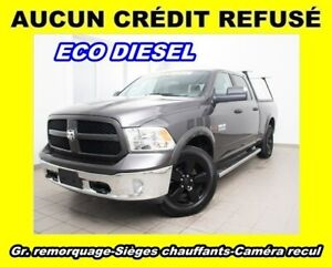 2016 Ram 1500 OUTDOORSMAN 4X4 *DIESEL* CAMERA RECUL *WOW!