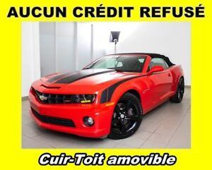 2012 Chevrolet Camaro 2SS V8 *BAS KILOMETRAGE* SPORT PACKAGE *WO