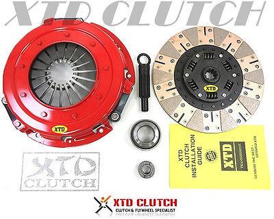 AMC STAGE 3 DUAL FRICTION CLUTCH KIT 86-01 MUSTANG GT LX COBRA 5.0L 4.6L V8