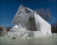 Ice and Water Damage Restoration