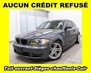 2008 BMW 128I TOURING SPORT CUIR TOIT OUVRANT *BAS KM* PROMO