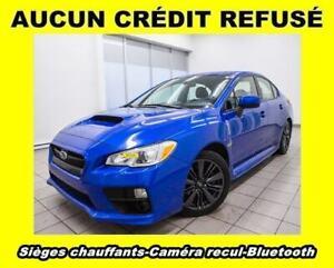 2017 Subaru WRX AWD CAMÉRA RECUL BLUETOOTH *SIÈGES CHAUFFANTS*