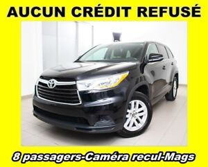 2016 Toyota Highlander LE AWD V6 CAMÉRA RECUL MAGS *8 PASSAGERS*