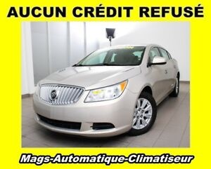 2010 Buick LaCrosse CLIMATISATION AUTO. 2 ZONES  *MAGS*