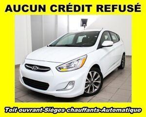 2016 Hyundai Accent SIÈGES CHAUFFANTS *TOIT OUVRANT*