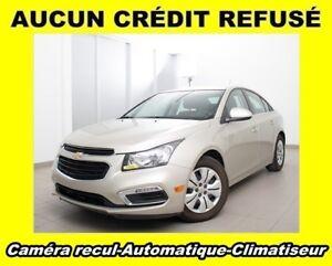 2016 Chevrolet Cruze AUTOMATIQUE BAS KILOMÉTRAGE *CAMÉRA RECUL*