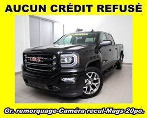 2017 GMC Sierra 1500 Z71 SLT CREW 4X4 *ALL-TERRAIN* LUXURY *BAS