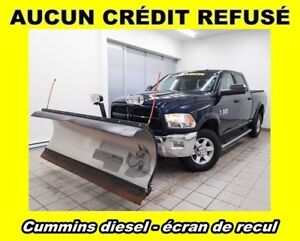 2013 Ram 2500 SLT CREW 4X4 *CUMMINS* DIESEL *NAVIGATION *CAMERA