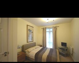 Reduced Ensuite share room in flat door step walk to train station