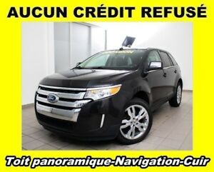 2011 Ford Edge LIMITED AWD *TOIT PANO* NAVIGATION *A VOIR!
