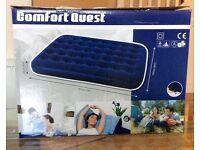 Bestway Double Air Bed (191cm x 137cm x 22cm)