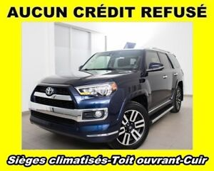 2015 Toyota 4Runner LIMITED 4X4 *TOIT OUVRANT* CUIR *SIEGES VENT